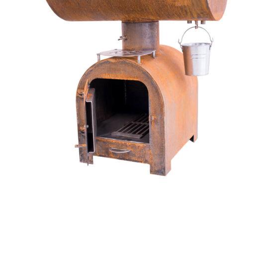GrillSymbol BBQ Rökgrill Q 700