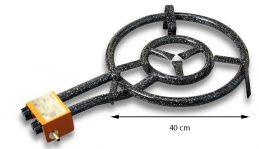GrillSymbol Paella Gas Burner 11,4 kw
