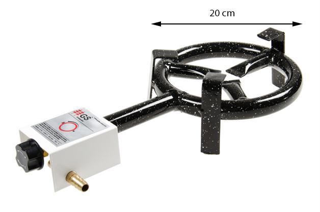 GrillSymbol Paella Gas Burner 5 kw