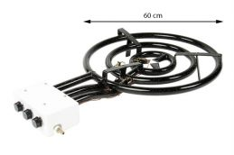 GrillSymbol Indoor and Outdoor Gas Burner 25 kw