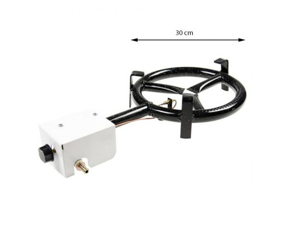 GrillSymbol Indoor and Outdoor Gas Burner 7 kw