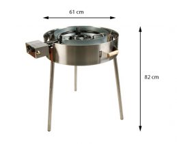 GrillSymbol Indoor and Outdoor Gas StoveTW-720i