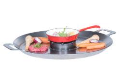 GrillSymbol Wild Chef Pan 58