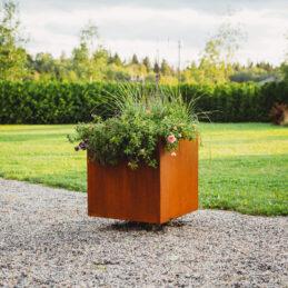 Cortenkruka Ulla XL, 60x60x70 cm