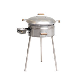 GrillSymbol Cataplana Set PRO-545 inox CAT