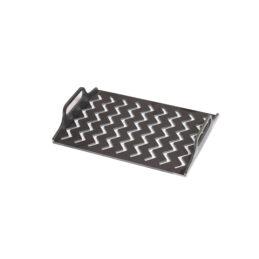 GrillSymbol grillgaller ZigZag Solid, 50x33 cm